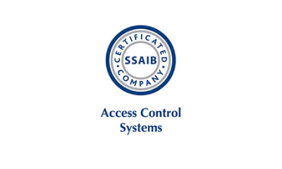 SSAIB access control systems accreditation